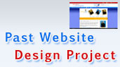 Past Website Design Project